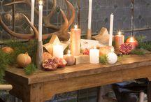 ACCESORIOS / Accesorios para decoración con velas.