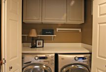 Laundry Room / by Margo Perkins