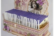 CRAFT - Boxes, cartonnage