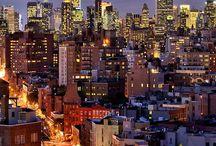 City Never Sleep