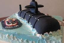 Submarine cakes