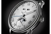BlancPain Watches / Board Dedicated to BlancPain Watches.   Since 1735, Blancpain has been contributing to the development of mechanical watchmaking, while conserving the traditional skills of its founder.