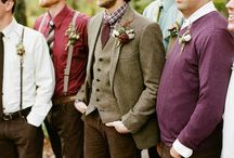 Grooms & Groomsmen / Clothing, accessories and inspiration for grooms and best men