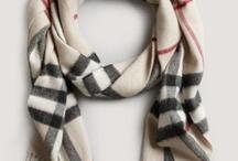 a scarf........
