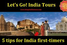 5 tips for India first-timers / Read informative blog on 5 tips for India first-timers  http://letsgoindiatours.blogspot.com/2016/05/5-tips-for-india-first-timers.html