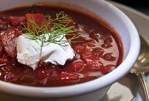 Goulash (Hungarian Cuisine)