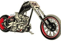 ICONIC Motocycles / Best motocycles in my life...