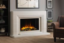 Infinity Electric Fires / Our new Infinity Electric Fires