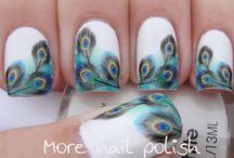 makeup & nails / Lindos maquillajes y diseños de uñas