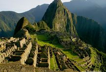 Places I'd Like to Go / Machu Pichu