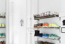 étagère  chaussures