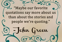 Quotes / by Jennifer Pelt