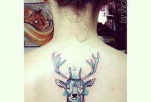Tatuagem / Tattoos!