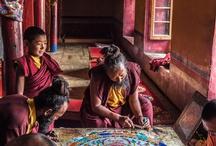 mandala & buddha
