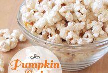 Popcorn Recipes / by Brandy McDaniel