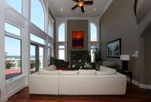 Living in Luxury / Living rooms, family rooms and great rooms galore. No matter the name, comfort and style is the goal