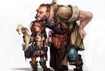D&D Gallery: Player's Handbook / A selection of art from the fifth edition Player's Handbook.