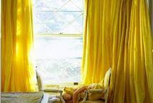 Drapery Me Yellow