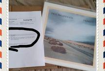 Vinyl (LP) / Platene med lyden på.