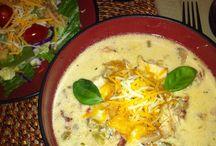 Soups / Low carb