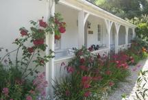 Verrandahs and porches