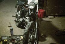 moto 50cc scrambler