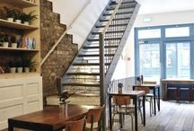 Warehouse and industrial / East london, New York to london warehouse conversions style of interior design