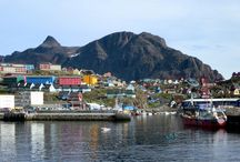 Sisimut, Greenland / Photos taken by David Stanley in Sisimut, Greenland's second largest city.