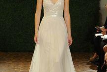 Waters wedding dress