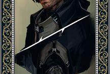 Tarot: Dishonored