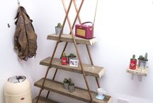 Katie shelves