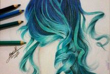 Włosy// Fryzury