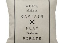 Work Like A Captain Play Like A Pirate / Work Like A Captain Play Like A Pirate