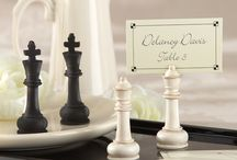 Place card holders / by Burgundy Basin