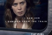 The Girl on the Train / In theaters October 7