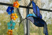 Glass for the garden