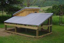 Structures: Chicken House