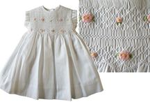 Smocked Dresses to Make Someday / by Julie Janis