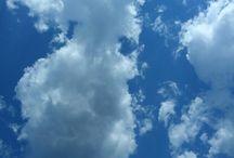 Gökyüzü ve Bulutlar하늘 &구름☁