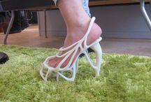 Shoes / 3d printed shoes