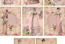Vintage Jane Austen