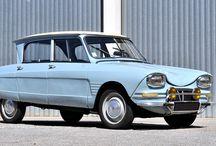 voitures old school