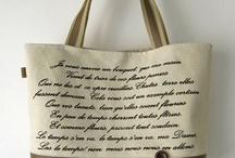 Adicted to sewing - bags, tote, purse, case etc.