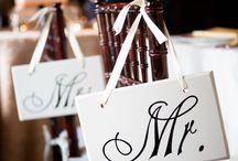 Hochzeits Tischdeko