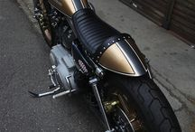 Motorbike special, custom and more / Special bike