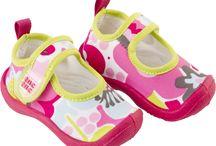 Girls water shoes