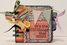 Journals, Albums and so much more..... / by Donna Neer