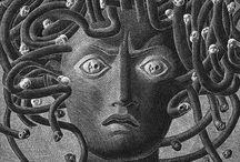 """Art on """"Medusa"""""""