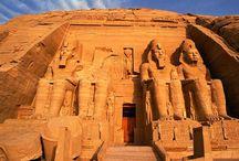 Древний Египет / Архитектура Древнего Египта
