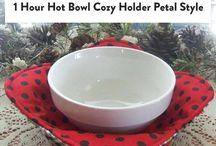 Bowl Cozys
